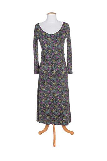 mistral robes femme de couleur vert