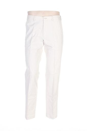 hattric pantalons homme de couleur gris