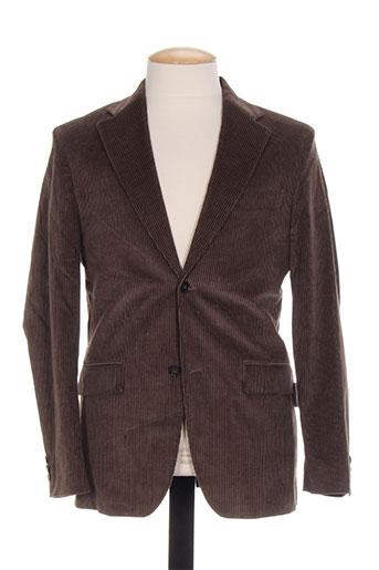 lucas delli vestes homme de couleur gris