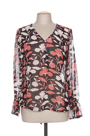 by clara chemises femme de couleur rose