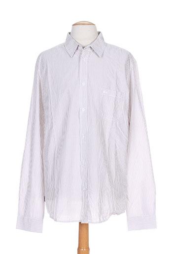 quiksilver chemises homme de couleur beige