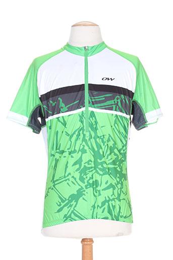 one way vestes homme de couleur vert