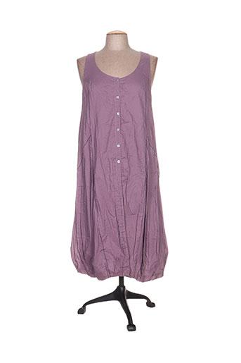 deca robes femme de couleur violet