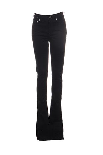 blk dnm jeans femme de couleur noir