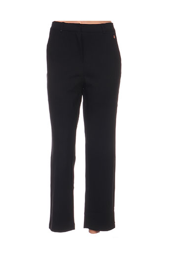 Pantalon casual noir GSUS pour femme