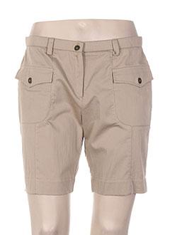Produit-Shorts / Bermudas-Femme-CHRISMAS'S