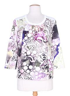 Produit-T-shirts-Femme-BLEU DE SYM