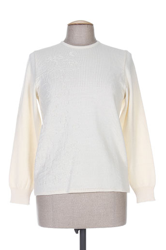 griffon pulls femme de couleur blanc