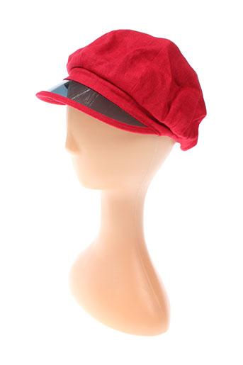 mtm accessoires femme de couleur rouge