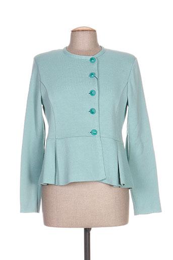 linda maglieria vestes femme de couleur vert