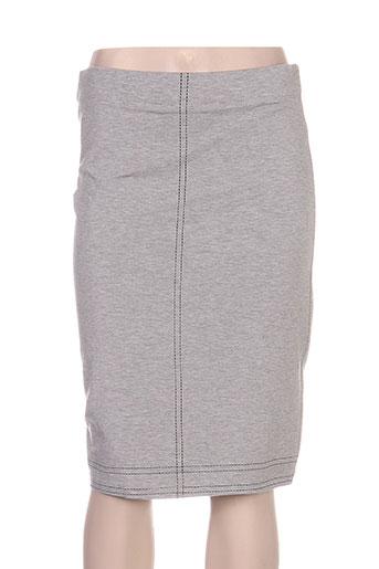 isabel de pedro jupes femme de couleur gris