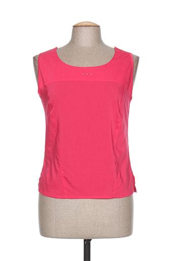 jean gabriel chemises femme de couleur rose