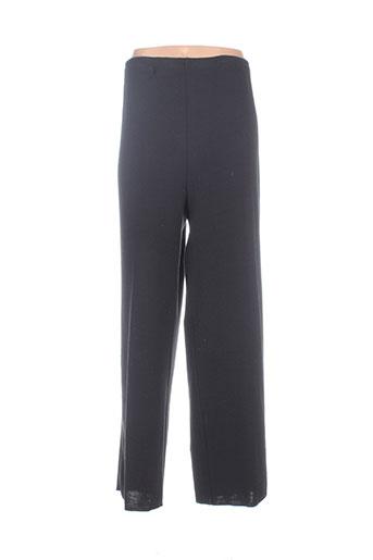 saint charles pantalons femme de couleur noir