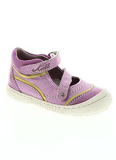 4faf3e003c676 Baskets Fille De Couleur Violet En Soldes Pas Cher - Modz
