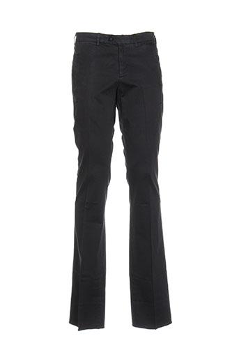 Pantalon casual noir NEIL BARRETT pour homme