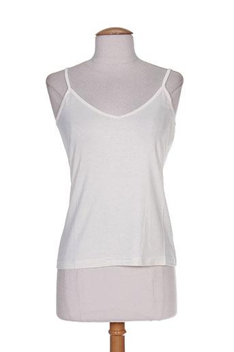 together chemises femme de couleur blanc