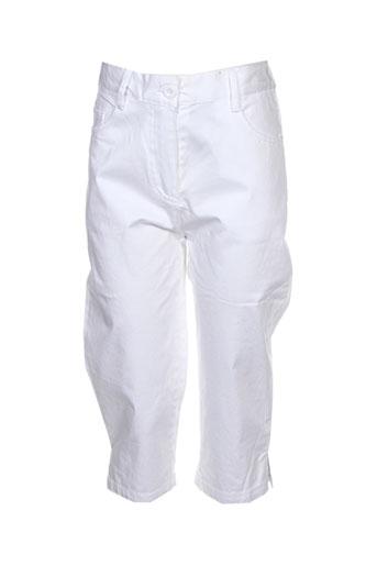 Corsaire blanc CULTURE SUD pour femme