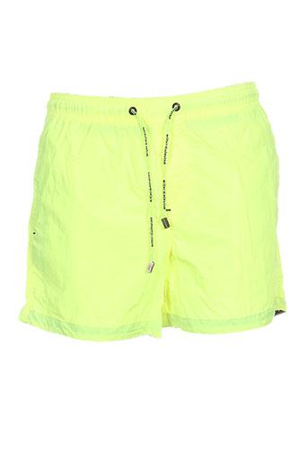 ritchie maillots de bain homme de couleur jaune