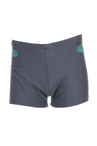 mondaca maillots de bain garçon de couleur gris