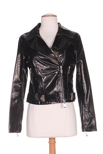 anna biagini vestes femme de couleur noir