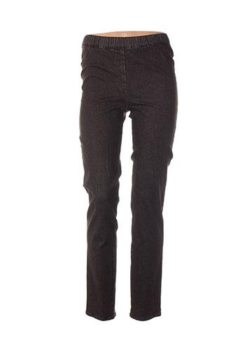 quattro jeans femme de couleur marron