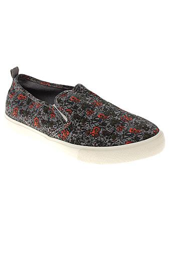 white stuff chaussures femme de couleur gris
