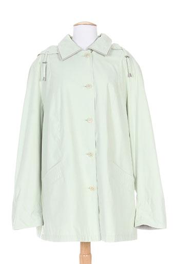 best of basics manteaux femme de couleur vert
