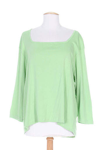 cotton traders t-shirts femme de couleur vert