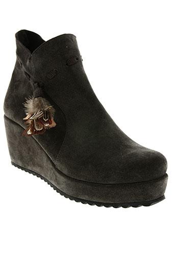 lune EFFI_CHAR_1 l'autre chaussures femme de couleur marron