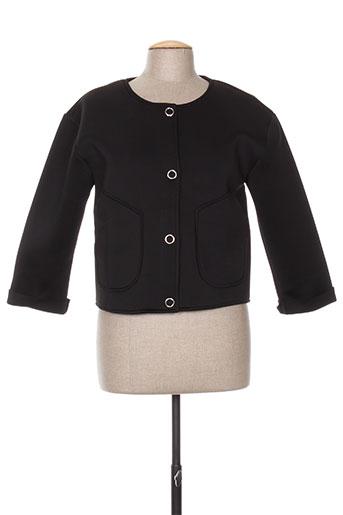kimi EFFI_CHAR_1 co vestes femme de couleur noir
