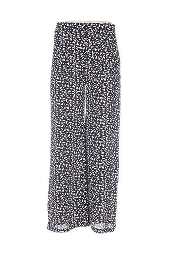 lucy EFFI_CHAR_1 co pantalons femme de couleur noir