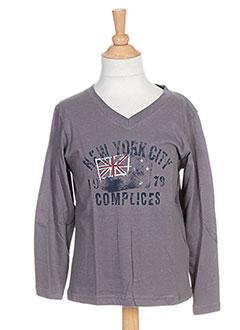 Produit-T-shirts-Garçon-COLORS BY COMPLICES