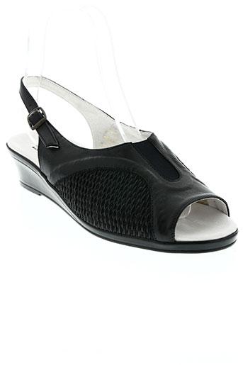lucy style chaussures femme de couleur bleu