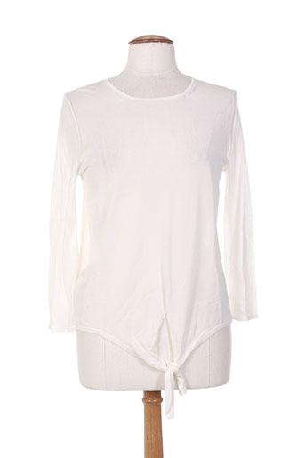 maxmara pulls femme de couleur blanc
