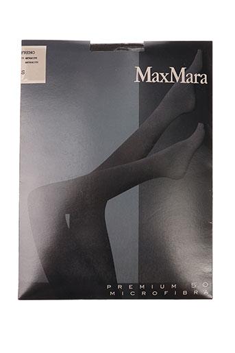 maxmara lingerie femme de couleur gris