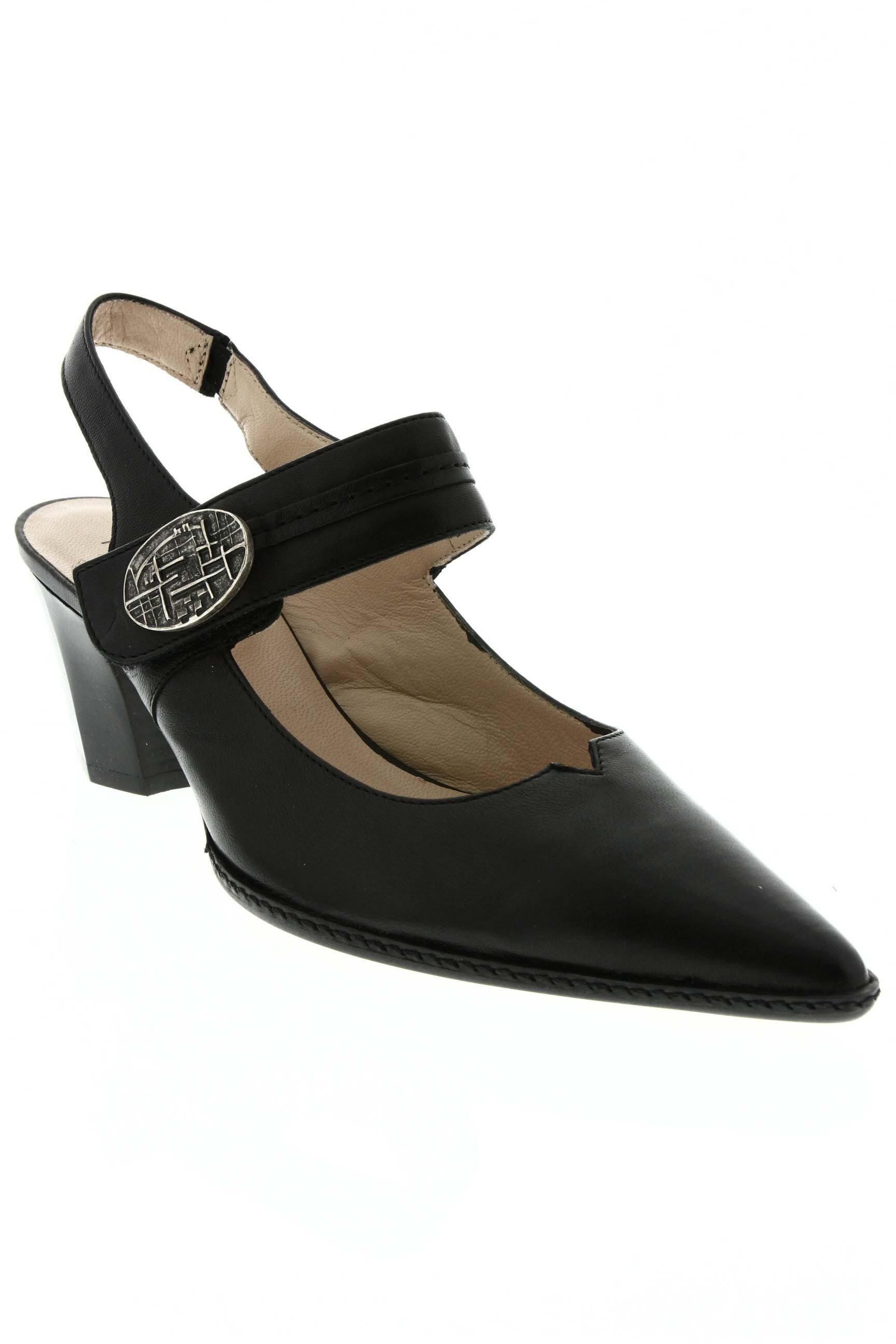 Escarpins femme France Mode noir taille : 37 1/2 69 FR (FR)