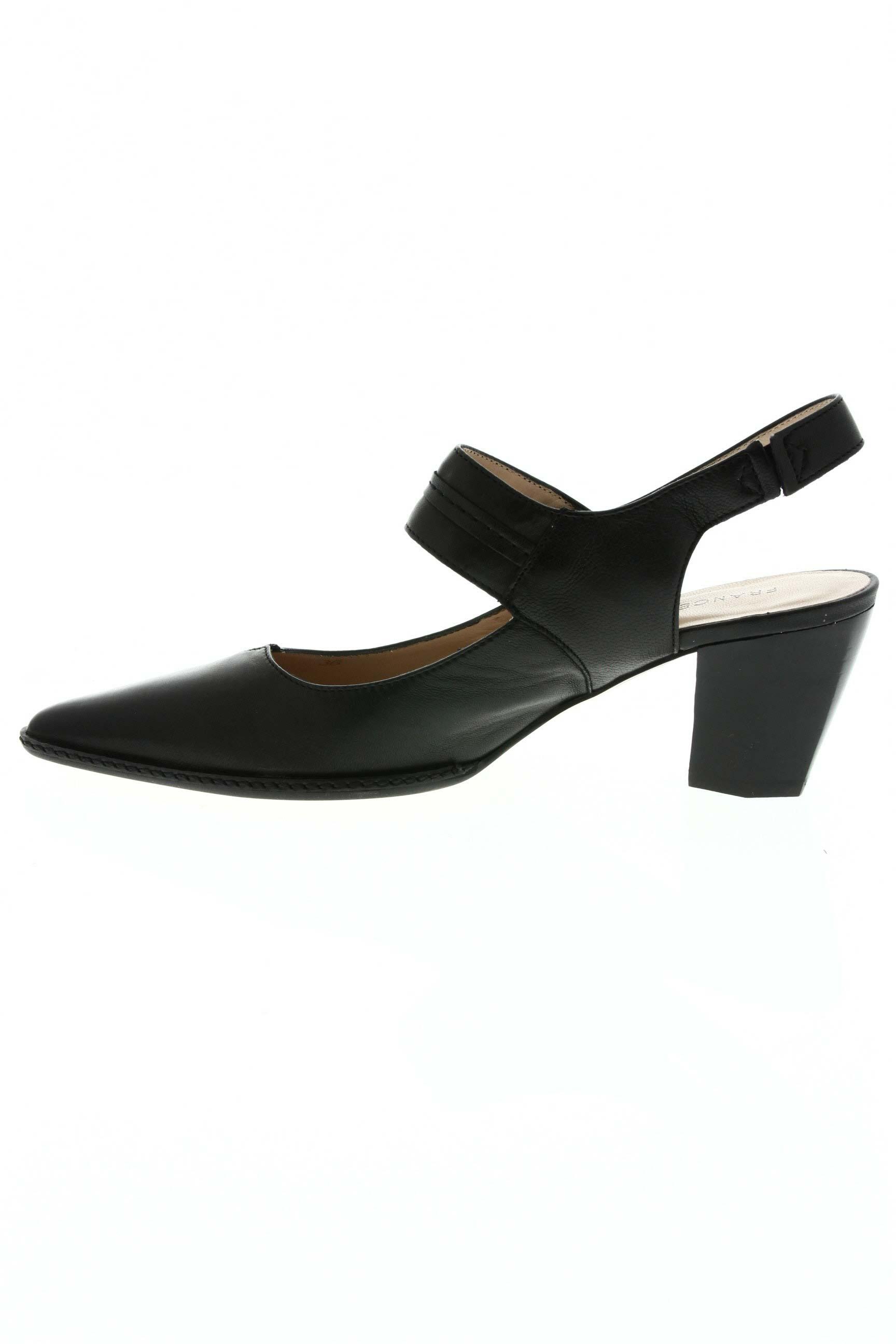France Mode Escarpins Femme De Couleur Noir En Soldes Pas Cher 1109365-noir00