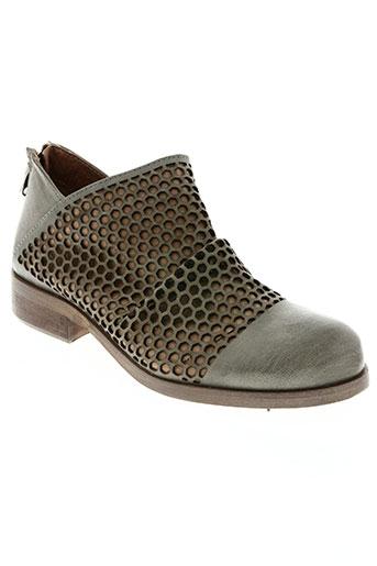 lola espeleta chaussures femme de couleur marron