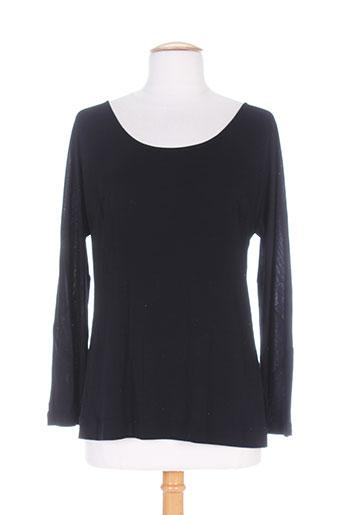 patrick mendes chemises femme de couleur noir