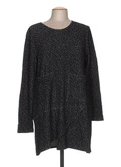 Robe courte noir G!OZE pour femme