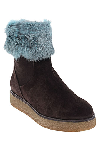 peperosa chaussures femme de couleur marron