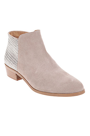 kanna chaussures femme de couleur beige