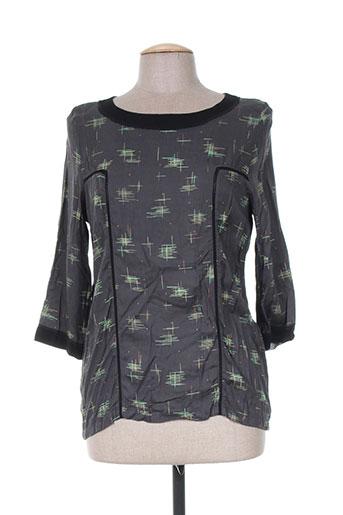 cozete chemises femme de couleur vert