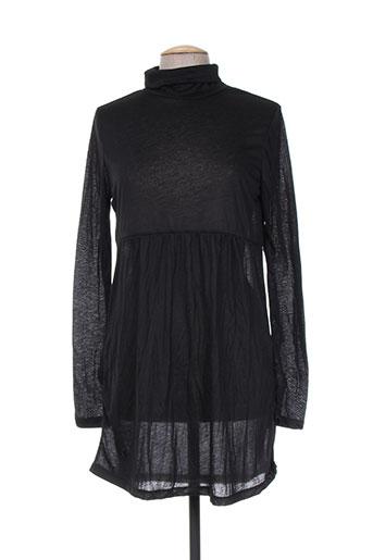 ddp robes femme de couleur noir