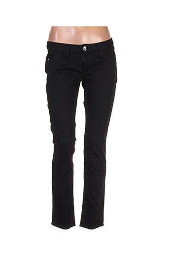 lord richards jeans femme de couleur noir