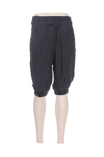 kaporal shorts / bermudas femme de couleur noir