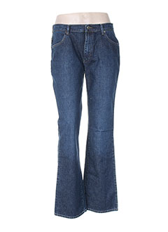 Jeans bootcut bleu OBER pour homme