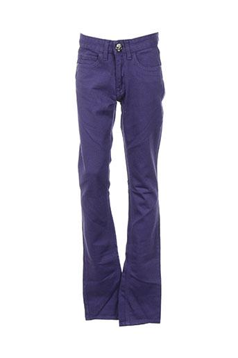 lord richards jeans femme de couleur violet