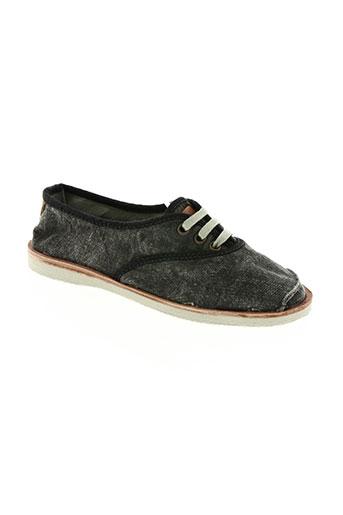 satorisan chaussures femme de couleur noir