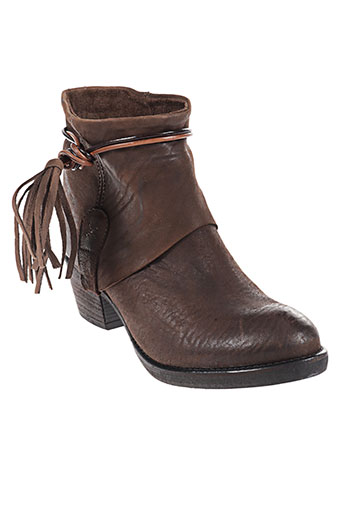 lsq chaussures femme de couleur marron